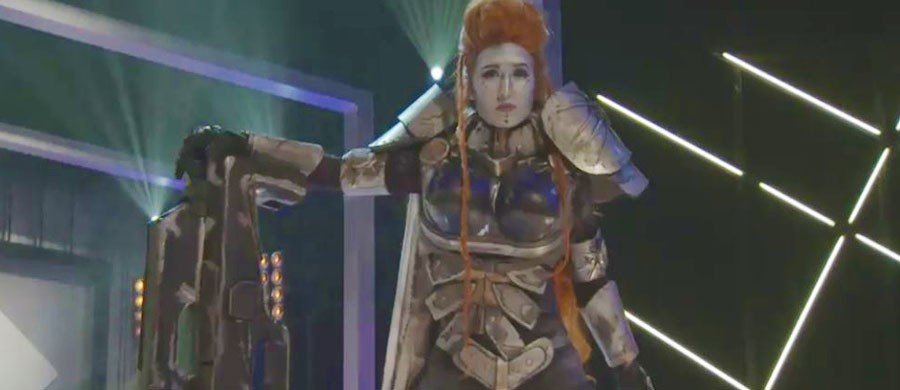 COSPLAYERS PUT THEIR SKILLS TO THE TEST IN SYFY'S NEWEST ...