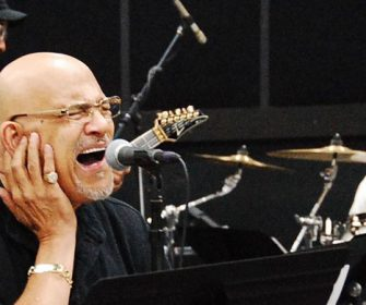 Phil Perry  Honors George Duke At A Tribute Concert: The Berks Jazz Festival  @PhilPerry