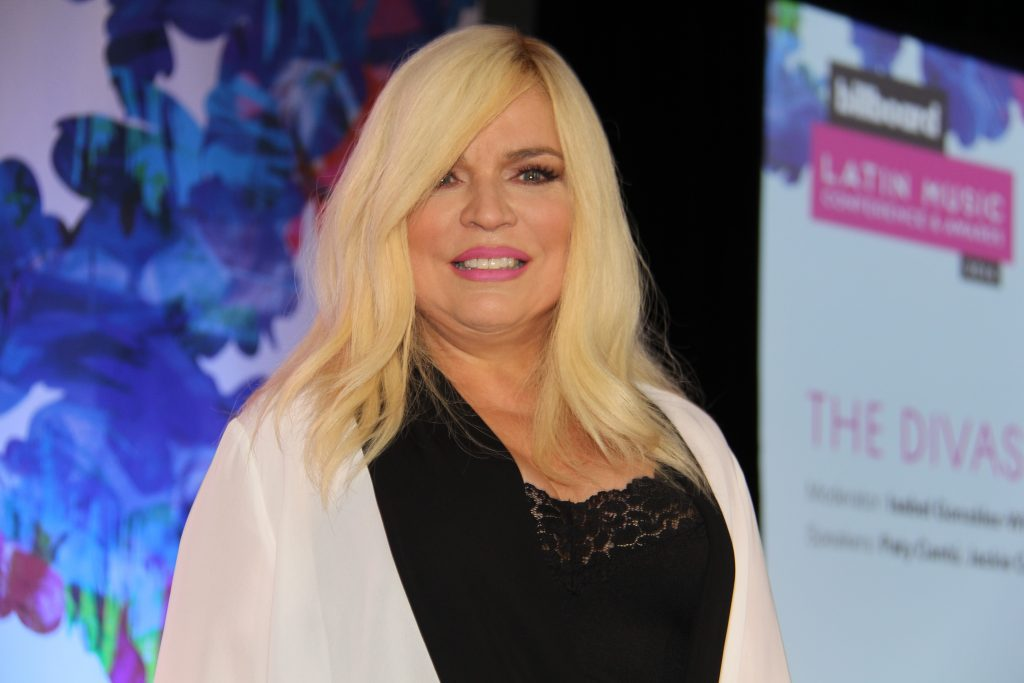 "Latin Recording Academy 2016 Lifetime Achievement Award recipient Ednita Nazario during 2016 Billboard Latin Conference ""Divas Panel"" (Photo by: Fredwill Hernandez/The Hollywood 360)"