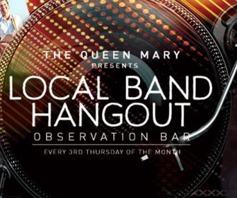 Queen Mary's Local Band Hangout Goes Totally Long Beach Local Tonight  @TheQueenMary