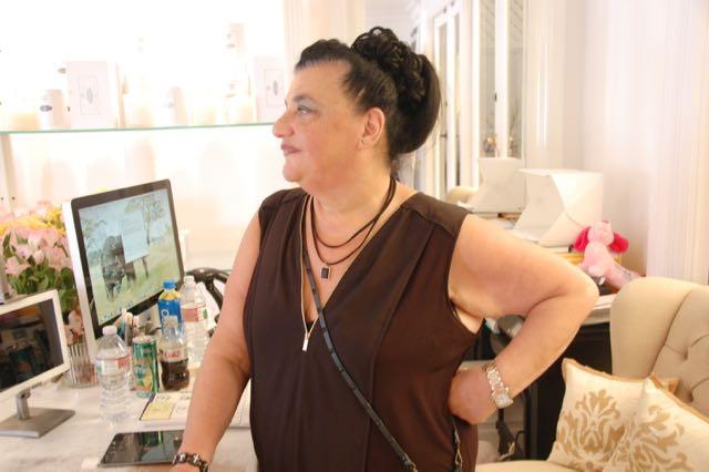 Larissa Love Bath, Owner Marguerite Kajajian
