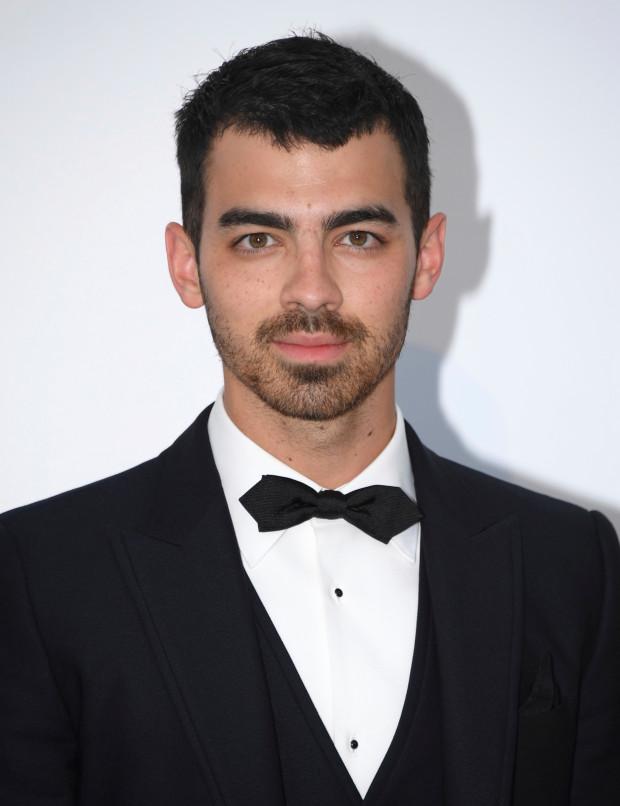 Musician Joe Jonas- Cannes 70th international film festival, Cap d'Antibes, southern France, Thursday, May 25, 2017. (Photo by Arthur Mola/Invision/AP)