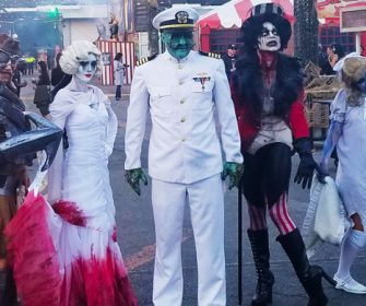 The Queen Mary's Dark Harbor Hosts Annual Cast & Crew Auditions July 14-15