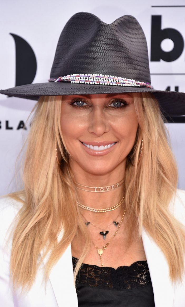 TISH CYRUS  (Photo by John Shearer/Getty Images via ABC)