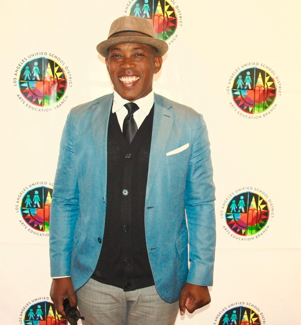 Daniel Ferguson on the Red Carpet - Photo Credit : Sheryl Aronson / The Hollywood 360