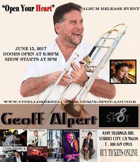 Geoff Alpert Flyer