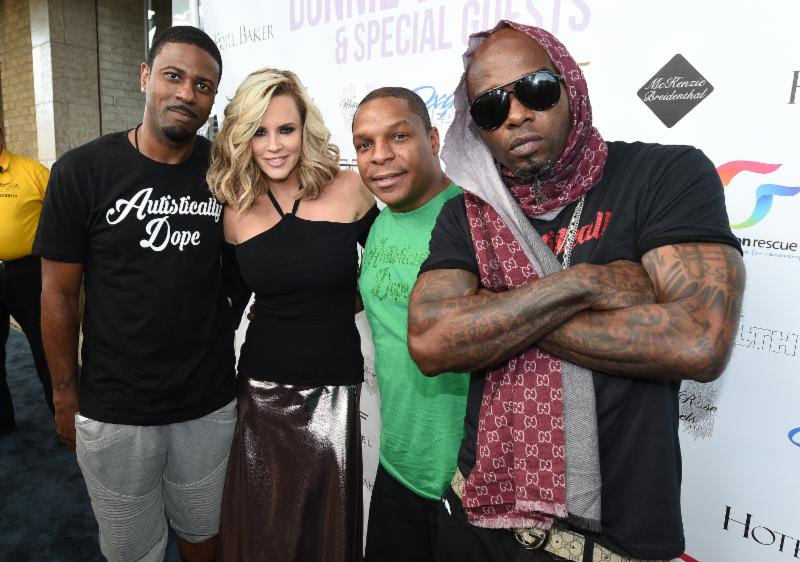 Naughty By Nature and Jenny McCarthy