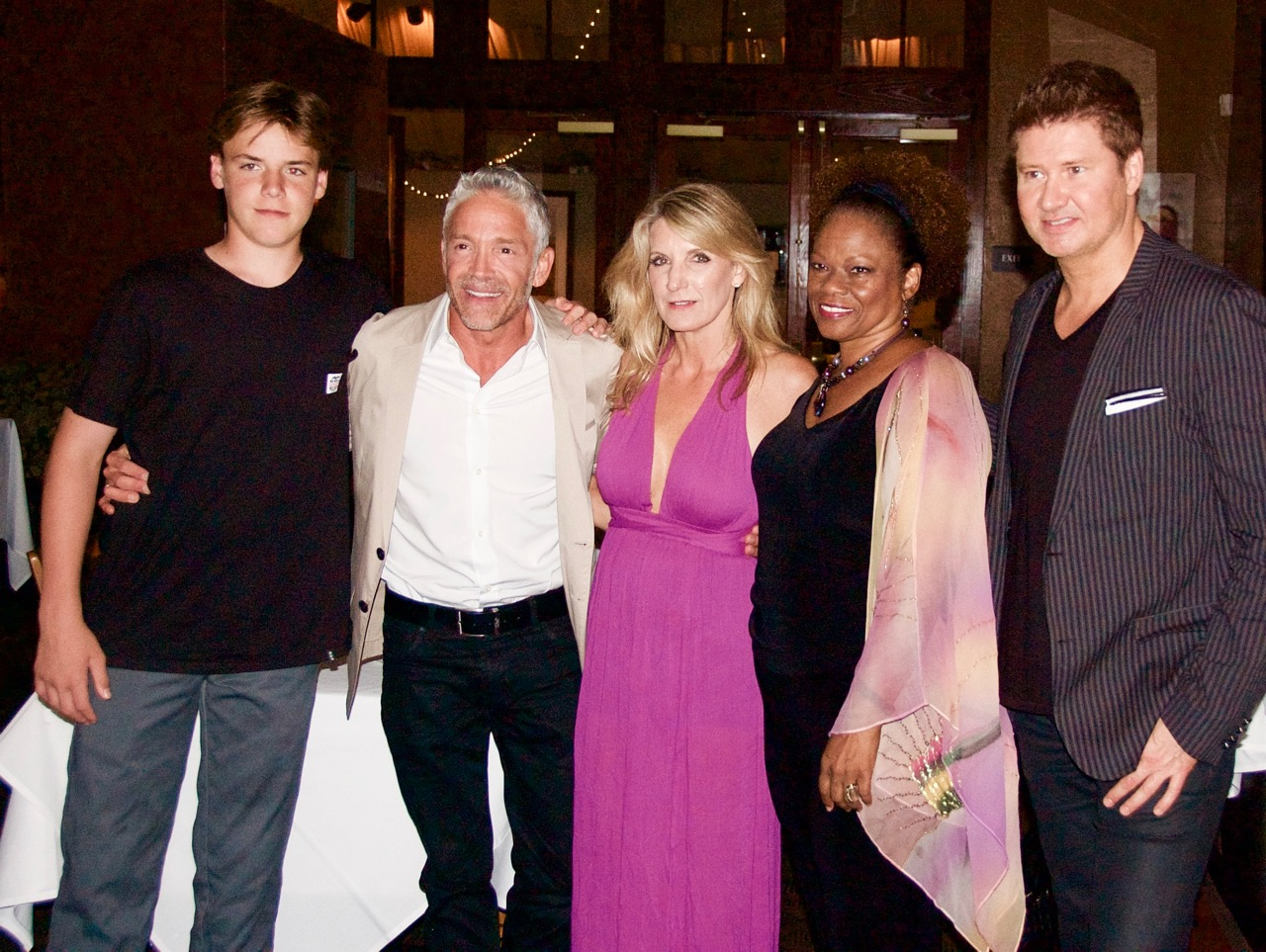 Doyle Family with Dave Koz, Pat Prescott, & Michael Lington