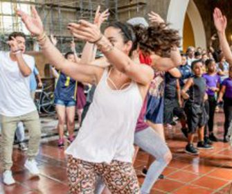 METRO ART PRESENTS THE FLOOR IMPROV DAY 2, A CELEBRATION OF VIBRANT DANCE AND MUSIC AT UNION STATION