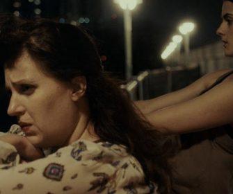 Allison Tolman and Sophie Reid in BARRACUDA, Opens  Oct. 6th  @LaBarracudaFilm