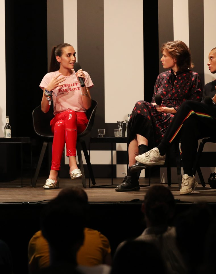 Gurls Talk – The Practice – Bread & Butter by Zalando 2017