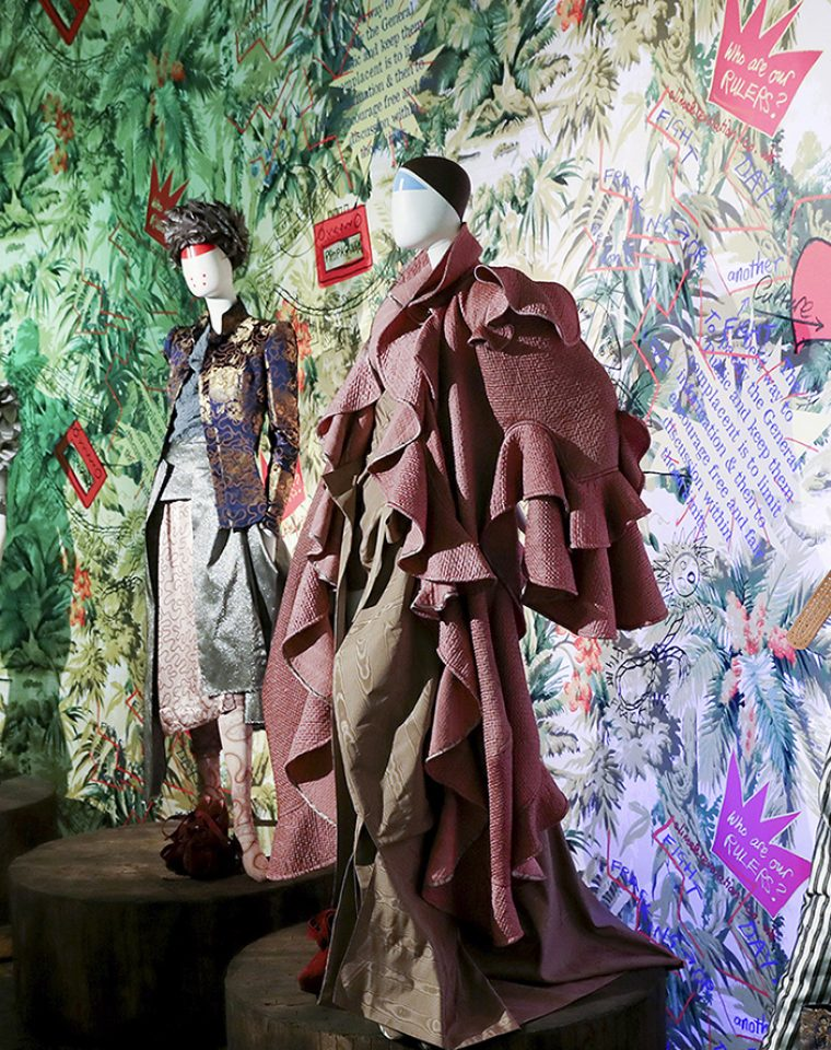 Vivienne Westwood Archive Exhibition – Bread & Butter by Zalando 2017