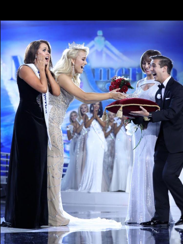 Current Miss America Cara Mund.
