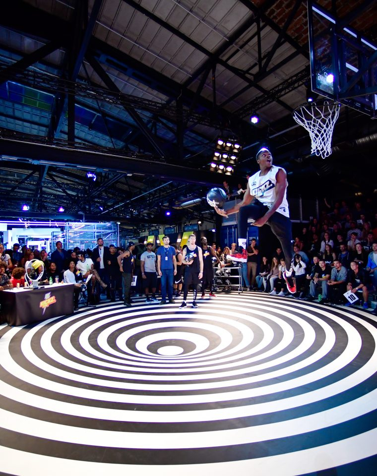 Dunk Elite And Kickz Basketball Show – Bread & Butter by Zalando 2017