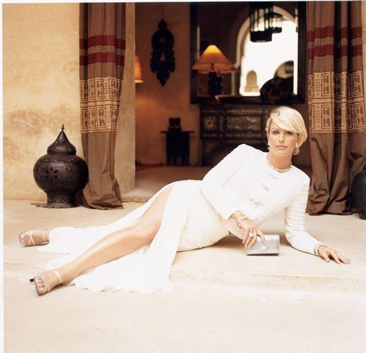 GRAYSE co founder, the stunning & iconic Kelly Gray