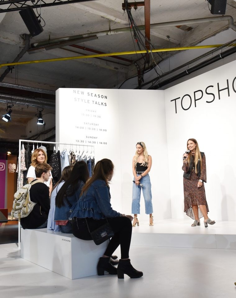 Topshop Personal Shopper Style Talks – Bread & Butter by Zalando 2017