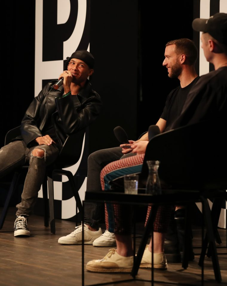Highsnobiety Talk With David Fischer – Bread & Butter by Zalando 2017