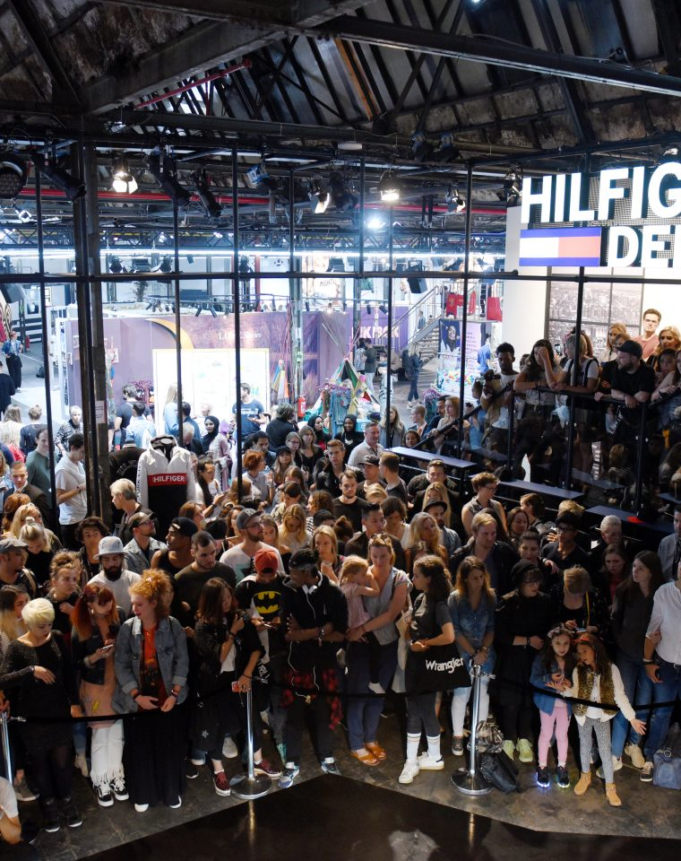 Hilfiger Denim x Les Twins Dance Performance – Bread & Butter by Zalando 2017