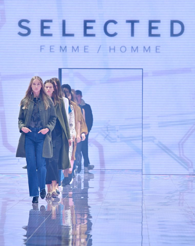 Selected Femme/Homme Show – Bread & Butter by Zalando 2017