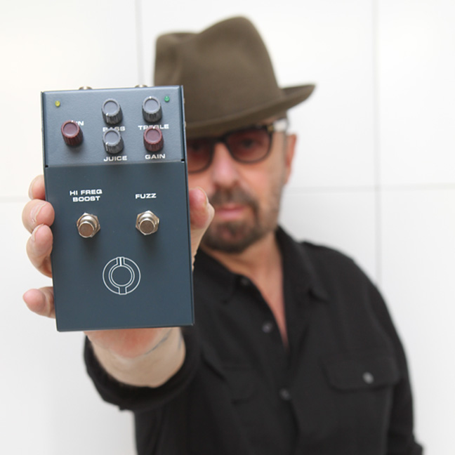 Musician, Songwriter, Producer -Dave Stewart