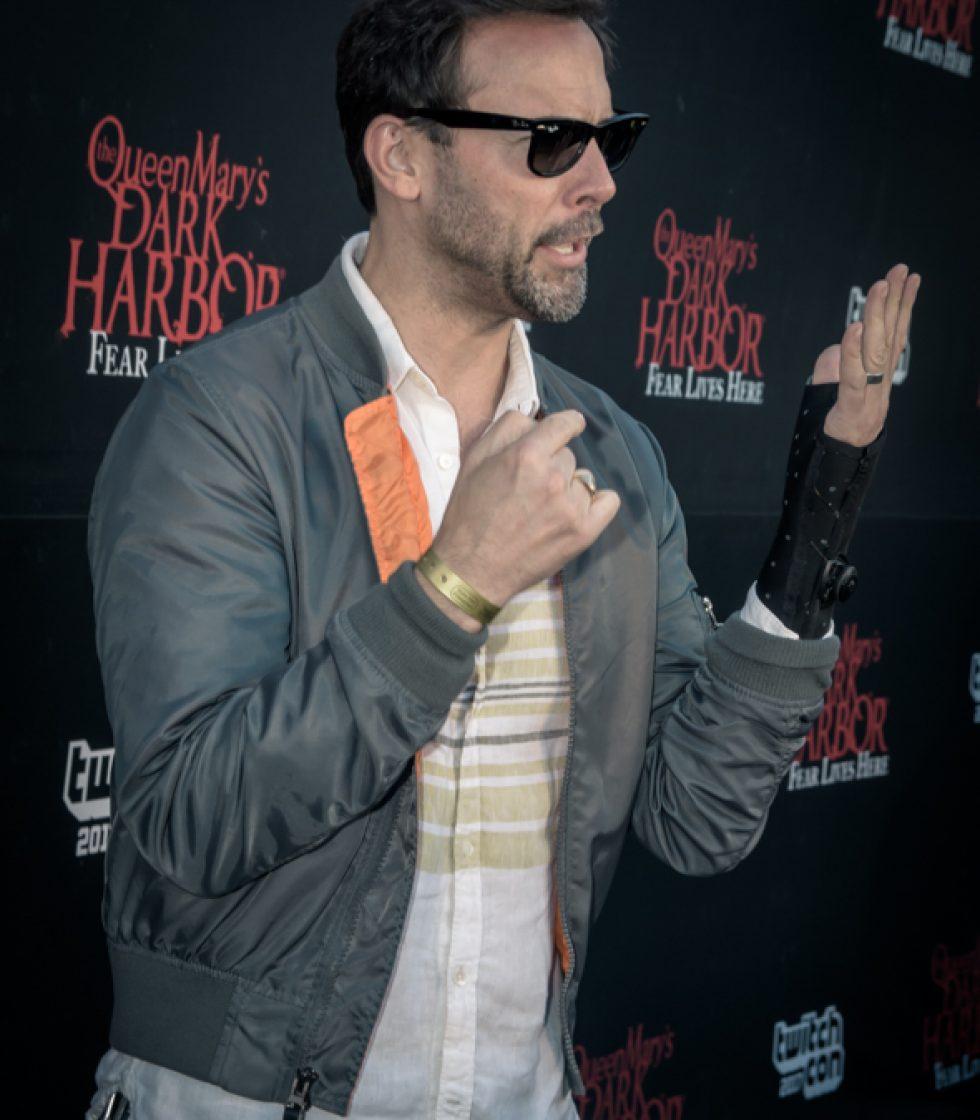 Actor Andrew Bowen