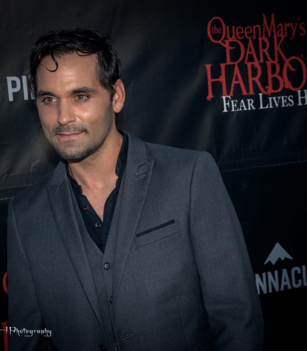 Actor Producer Justinio Molinaro