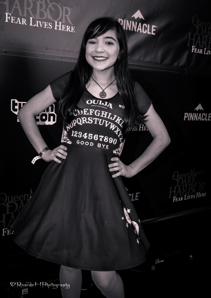 Actress Chloe Noelle