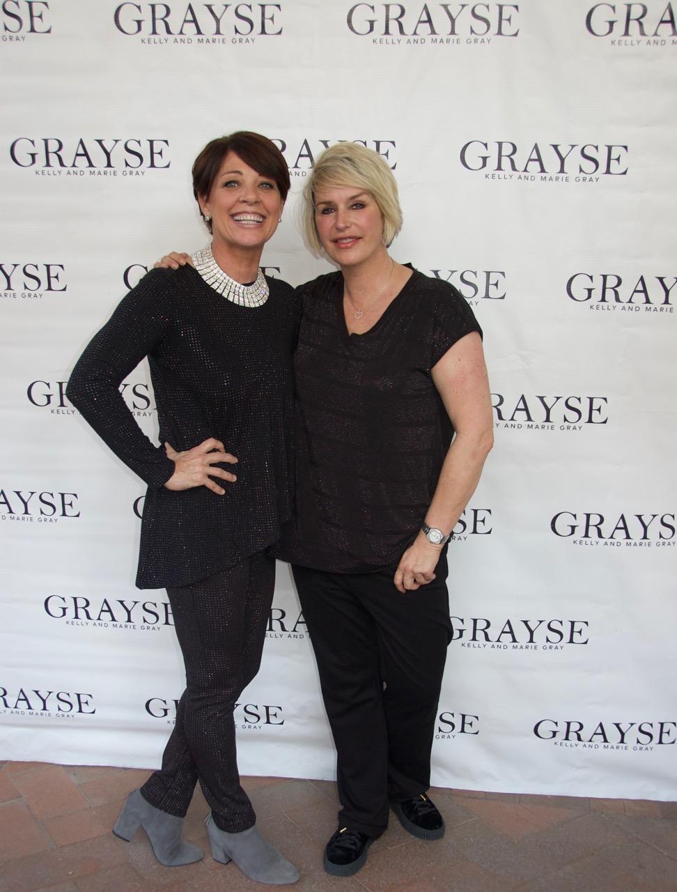 Christine Peake & Kelly Gray