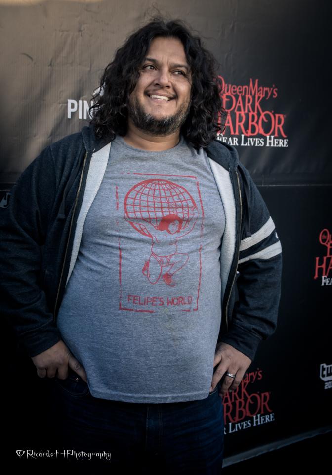 Comedian Actor Felipe Esparza
