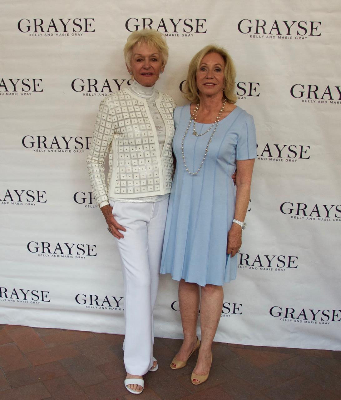 Marie Gray & Mary Hart