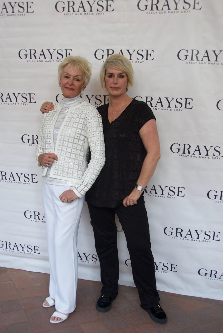 Marie & Kelly Gray