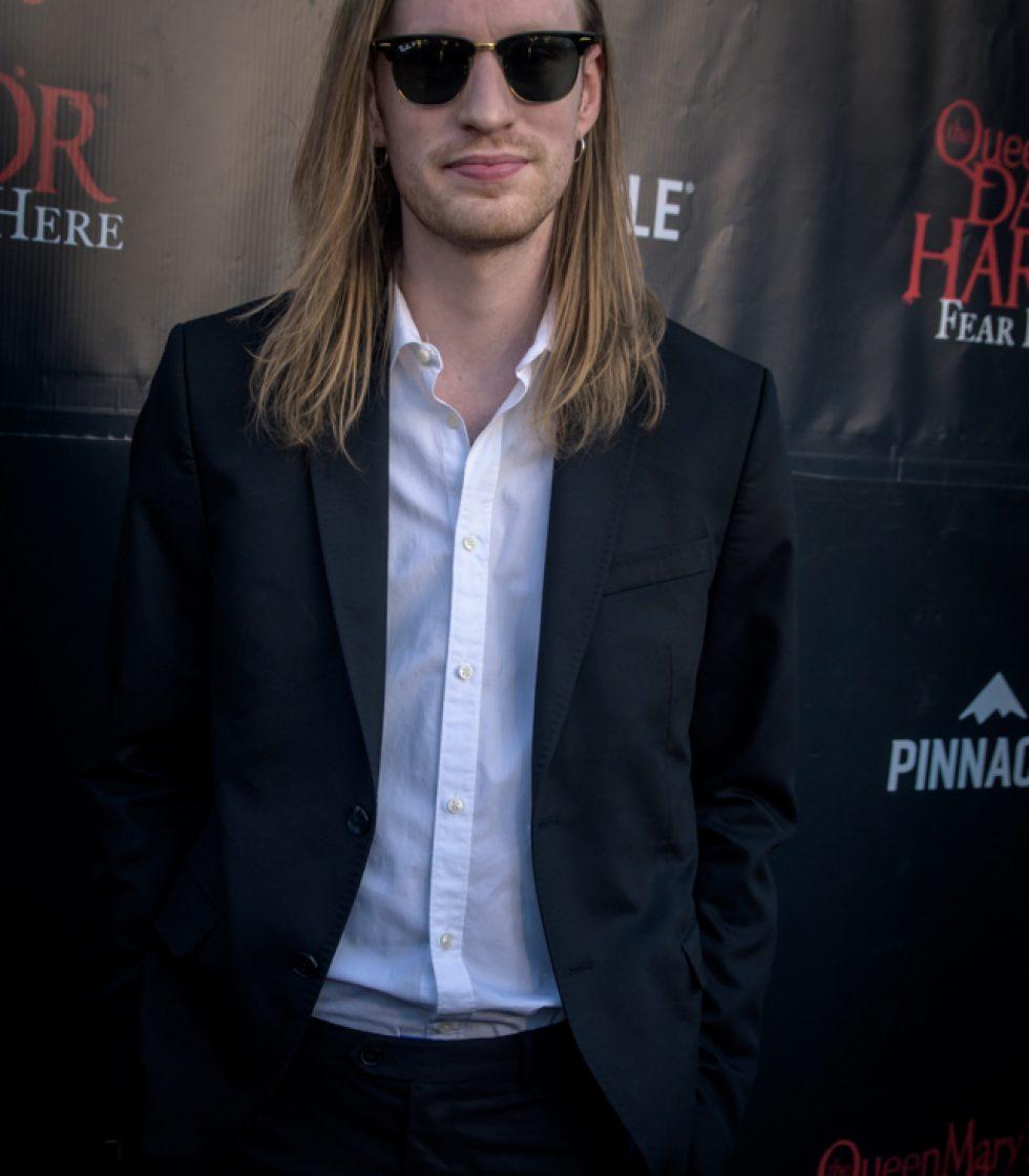 Musician Alexander David Potts