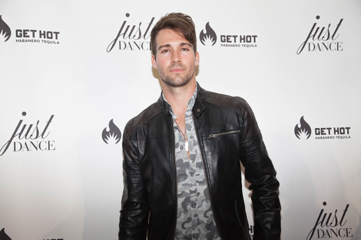 Pop star and DWTS alum James Maslow of Big Time Rush
