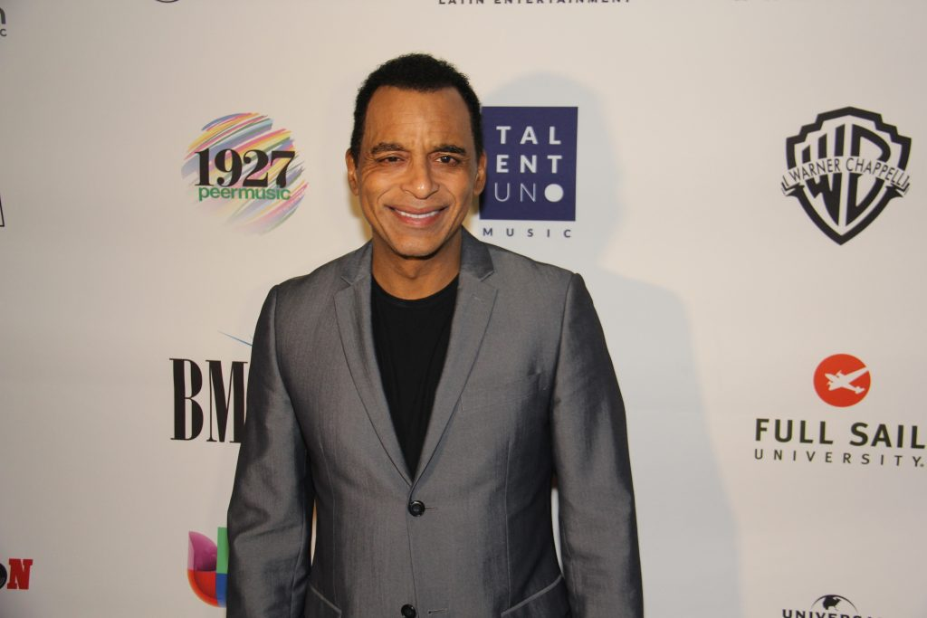 Cuban singer/songwriter Jon Secada feeling phenomenal (Photo by: Fredwill Hernandez/The Hollywood 360)