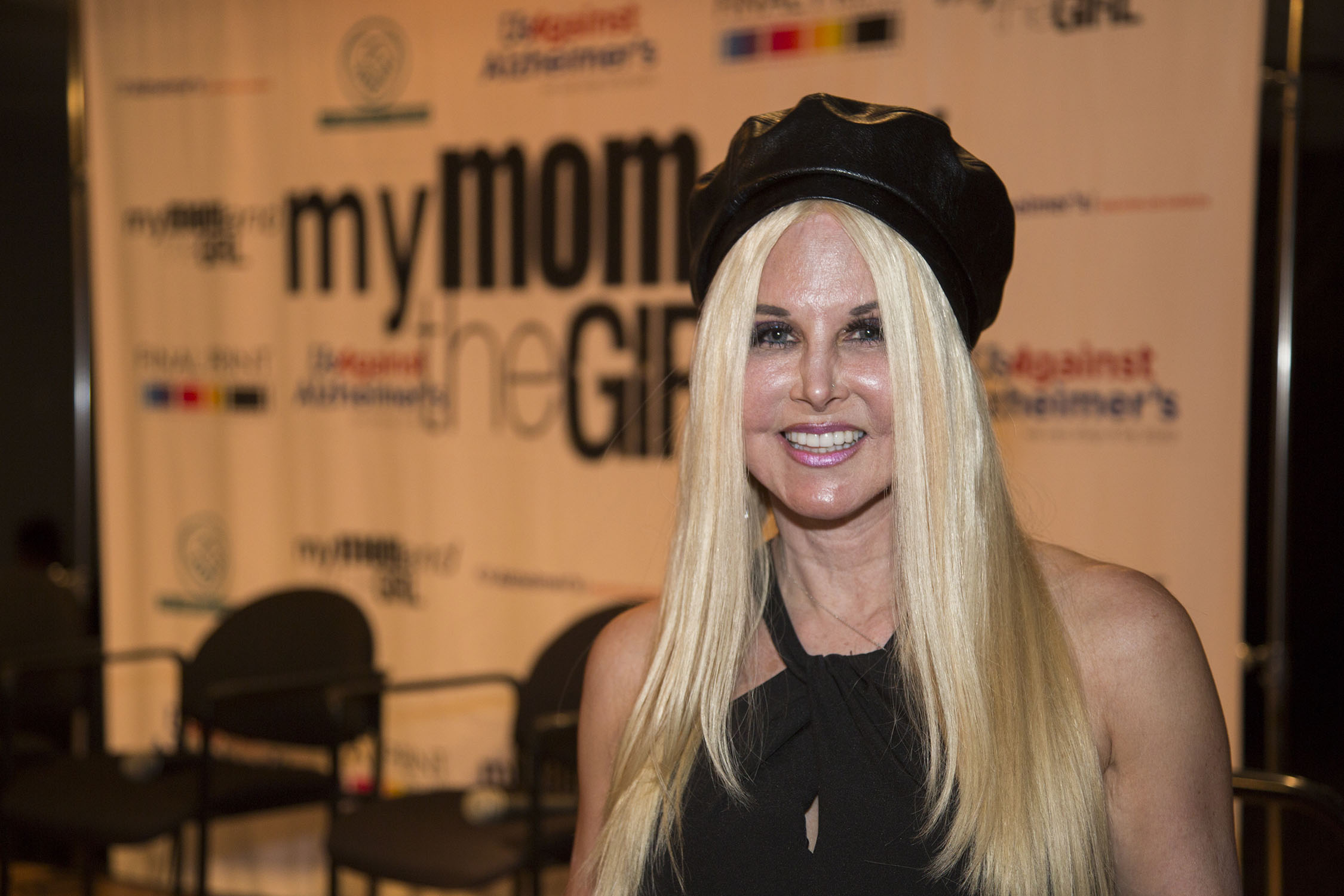 Producer, writer, director and star of My Mom and the Girl, Susie Singer Carter