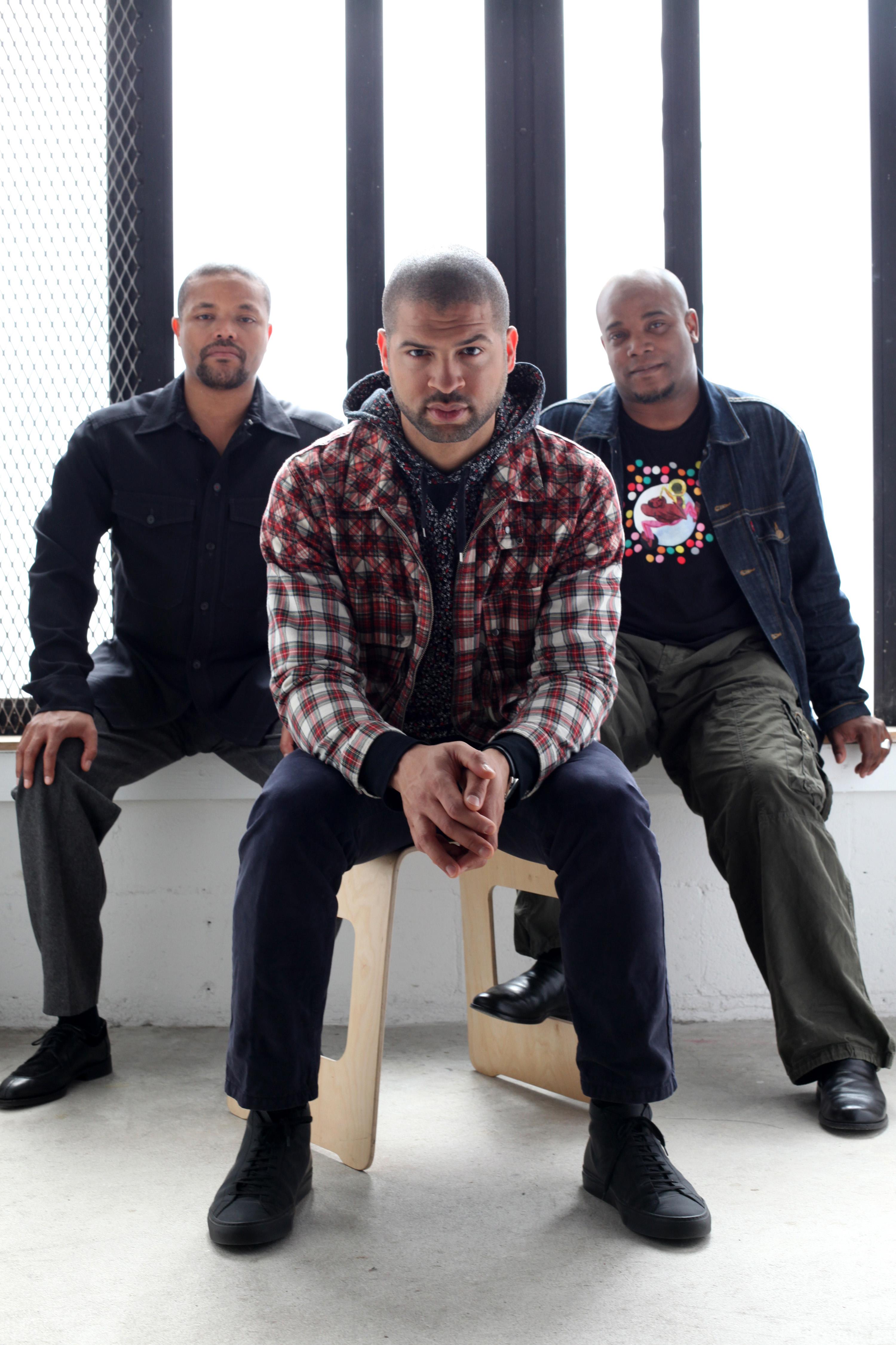 Bandwagon Trio - Photo Credit: Clay Patrick McBride