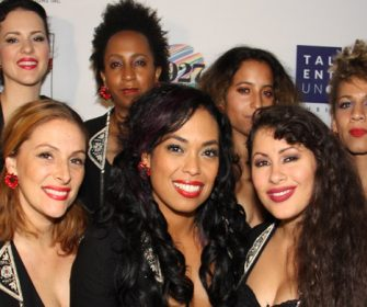 18th Annual Latin Grammy's nominees embrace [BMI's] 7th Annual Los Producers Charity Event!