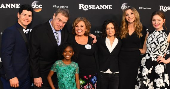 Abcs black ish adds hamilton tony winner daveed diggs to the cast abcs roseanne treated fans to a special screening and meet and greet m4hsunfo