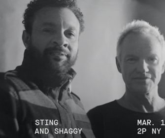 Sting and Shaggy on Red Bull Radio's Federation Sound