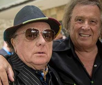 Don McLean Joins Ed Sheeran, Roger Daltrey, Van Morrison, and More  Joined Forces for Live Concert & Auction for UCLA Health and Teen Cancer America