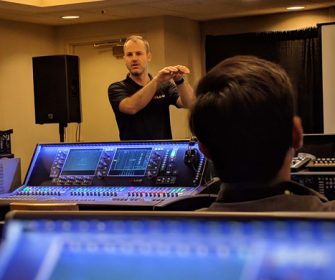 Allen & Heath Presents Encore Masterclasses and Certification at AES@NAMM Pro Sound Symposium 2019