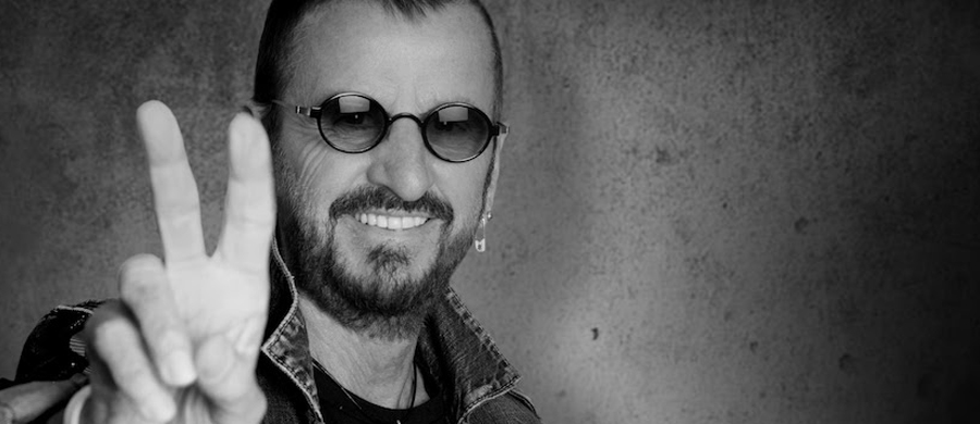Ringo Starr returns to Capitol Records Tower in Los ...